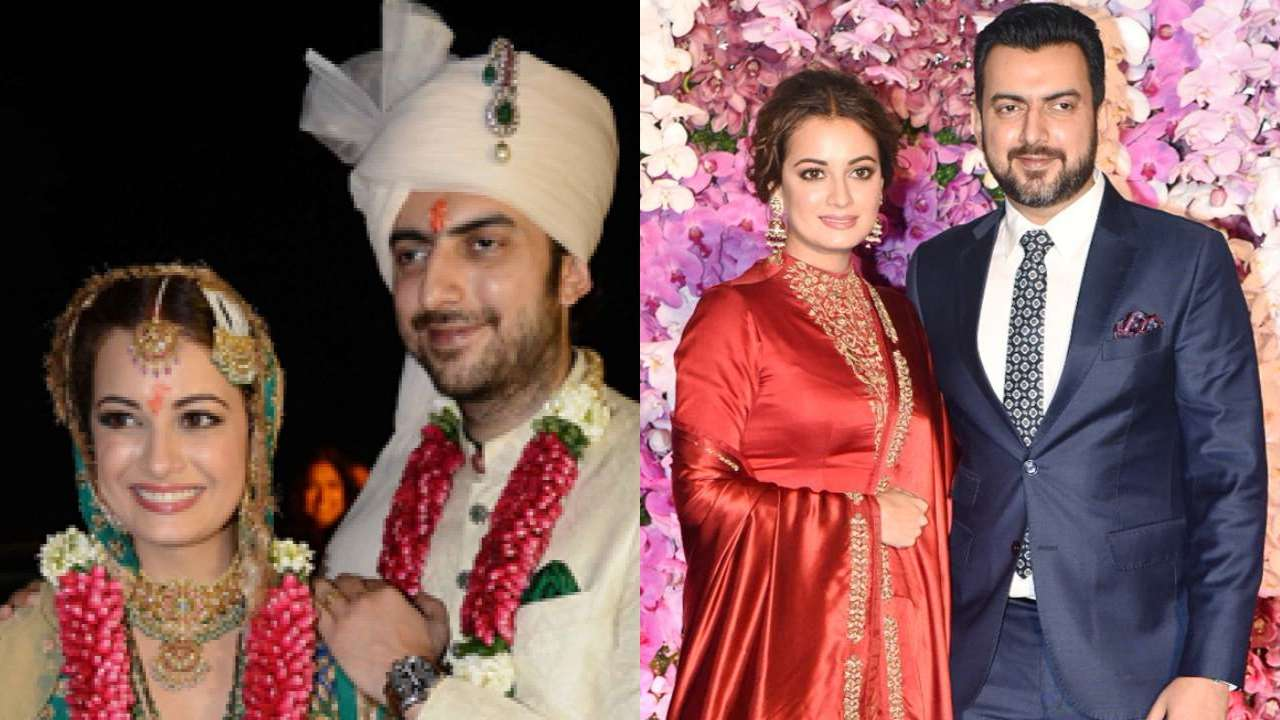 Dia Mirza separates from husband Sahil Sangha after being married for 11 years
