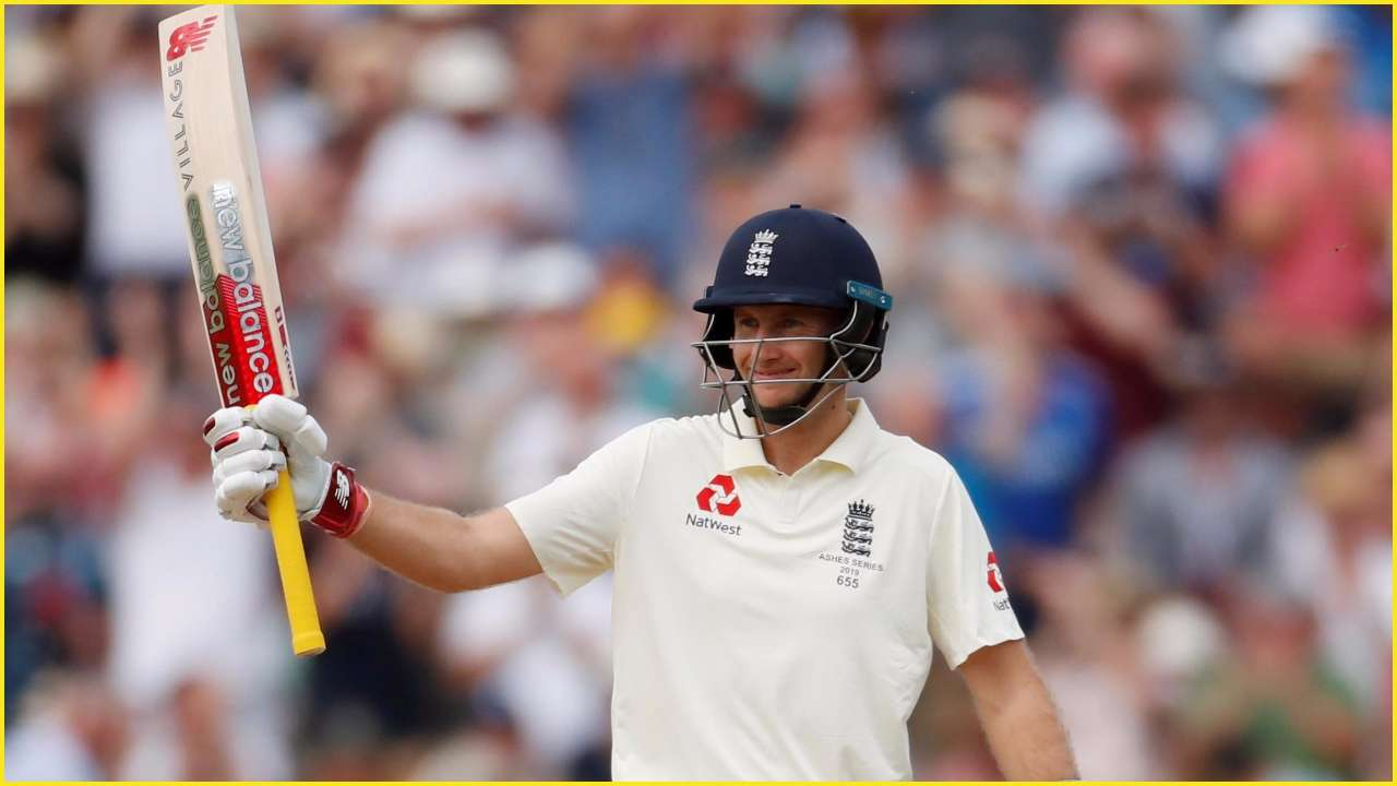 Ashes 2019: Joe Root hits 42nd Test half-century for England at ...