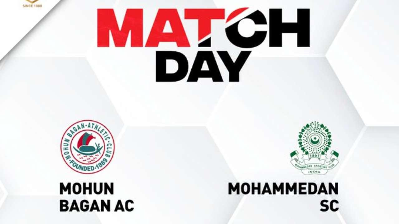 Durand Cup, Mohun Bagan vs Mohammedan Sporting: Live score