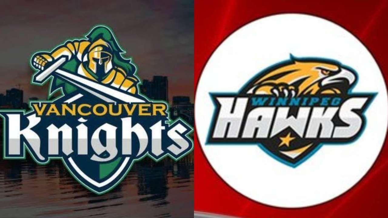 Vancouver Knights vs Winnipeg Hawks Dream11 Prediction: Best picks for VK vs WH in Global T20 Canada