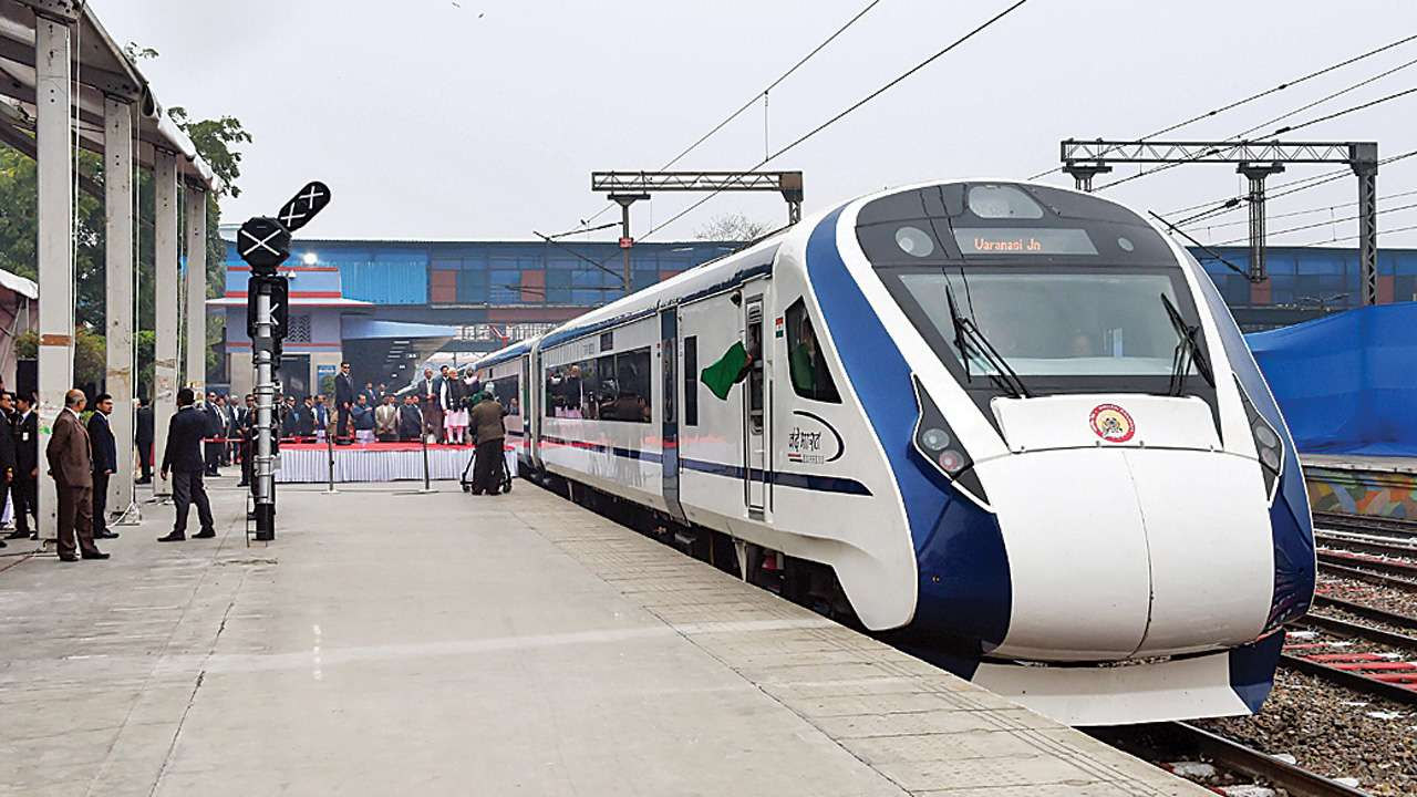 DNA Edit: Another first – Vande Bharat Express is showcasing railway