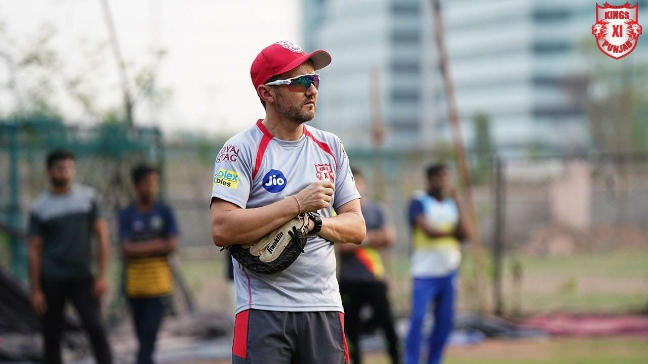 Mike Hesson and Kings XI Punjab parts ways, coach wishes