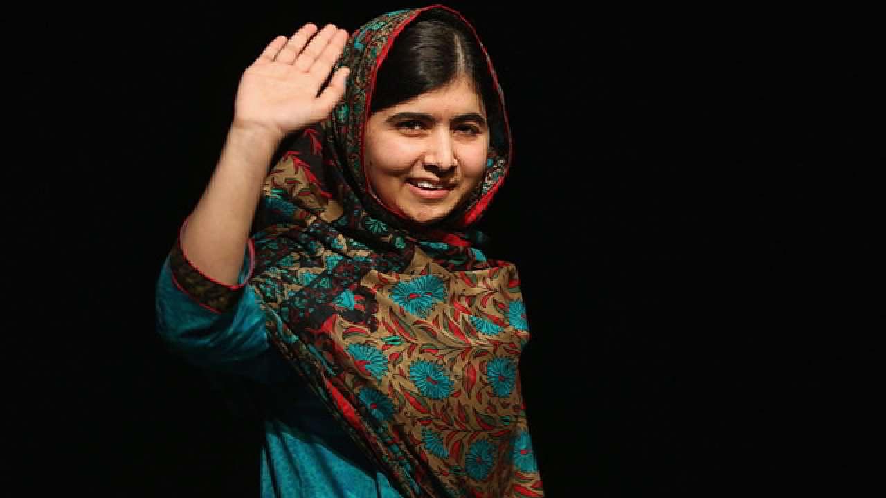 Twitter on Malala