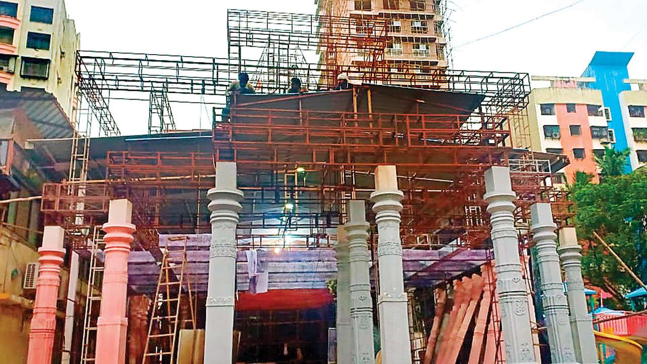 Mumbai: Ram Mandir to come alive in Ganesh Galli this year