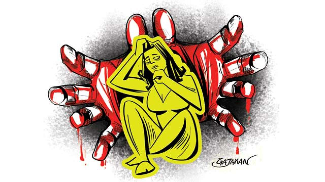Ahmedabad: Asleep 17-year-old girl gagged and raped, accused absconding