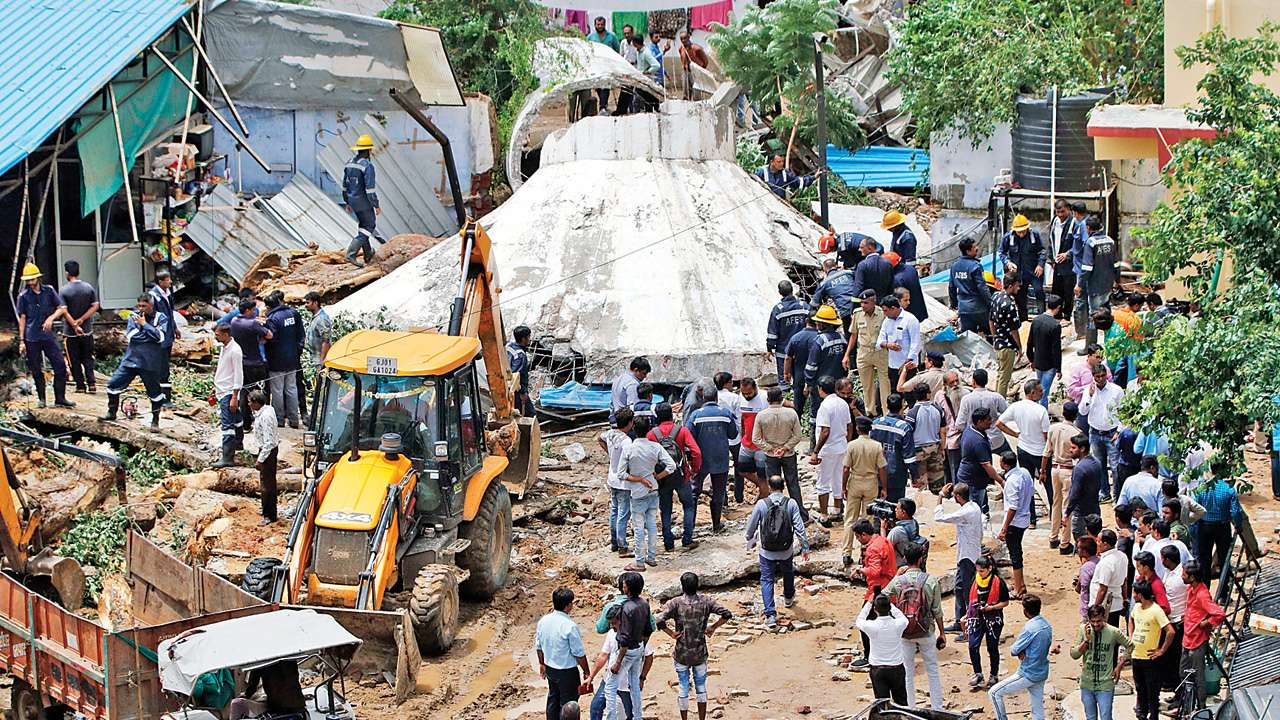 Man-made or natural tragedy? Civic body, locals at loggerheads
