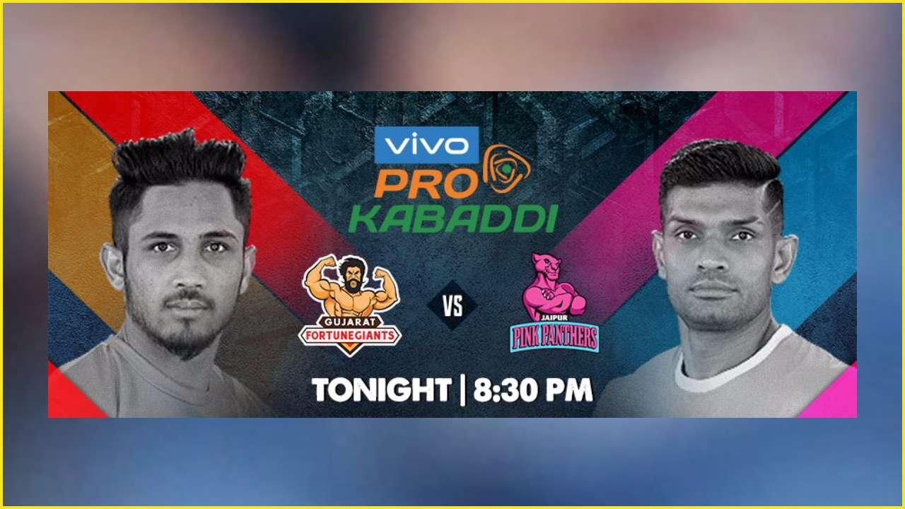Jaipur Pink Panthers vs Gujarat Fortune Giants Dream11 Prediction in Pro Kabaddi: Best picks for JAI vs GUJ today in PKL