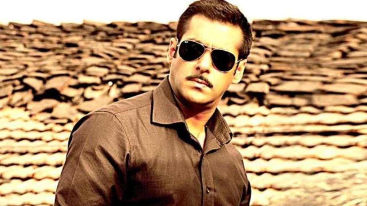 Watch: This video of Salman Khan shooting for 'Dabangg 3' amidst rains in Jaipur is going viral!