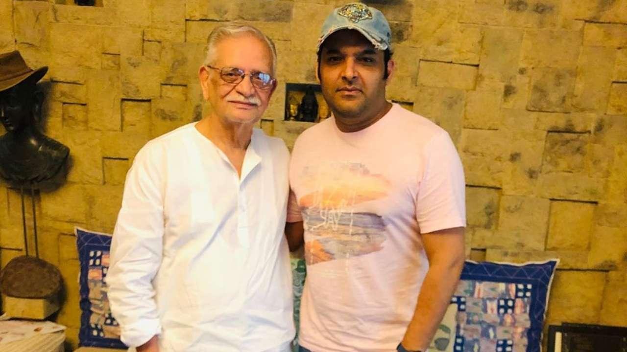 Happy Birthday Gulzar: Kapil Sharma pays tribute to legend