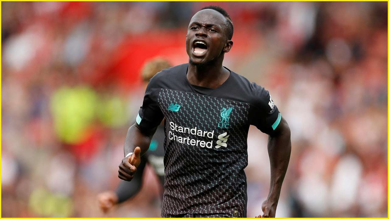 Sadio Mane trying everything to help Liverpool