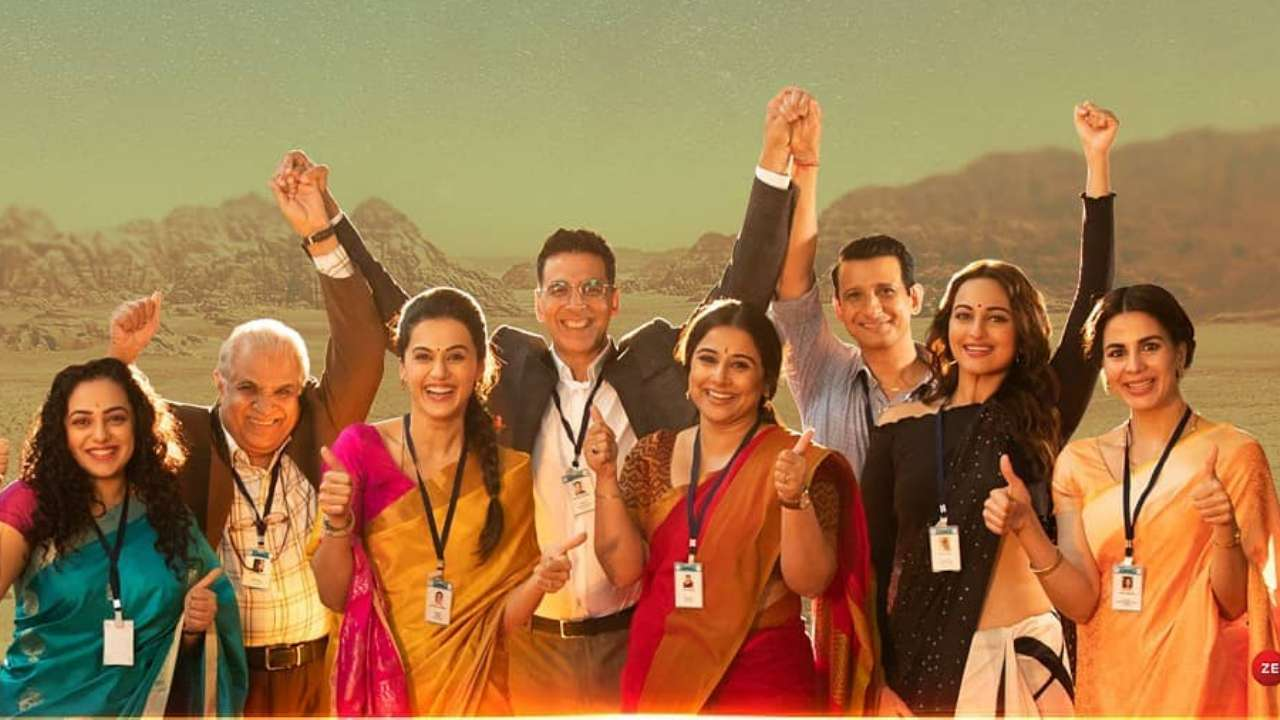 'Mission Mangal' Box Office Report Day 4: Akshay Kumar and Vidya Balan's film has a phenomenal extended weekend