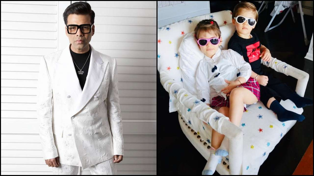 Have never been in a serious relationship, so, this kind of love just hits me really hard: Karan Johar on fatherhood
