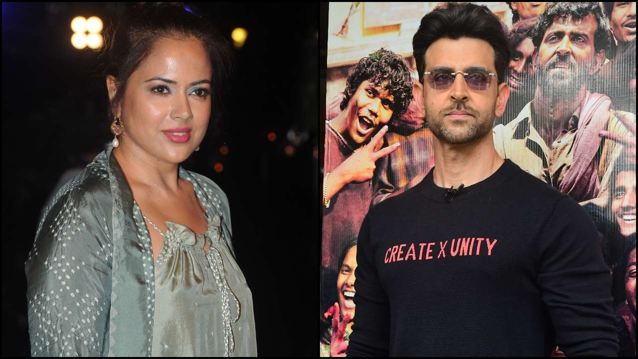 Sameera Reddy reveals how Hrithik Roshan helped her overcome stammering