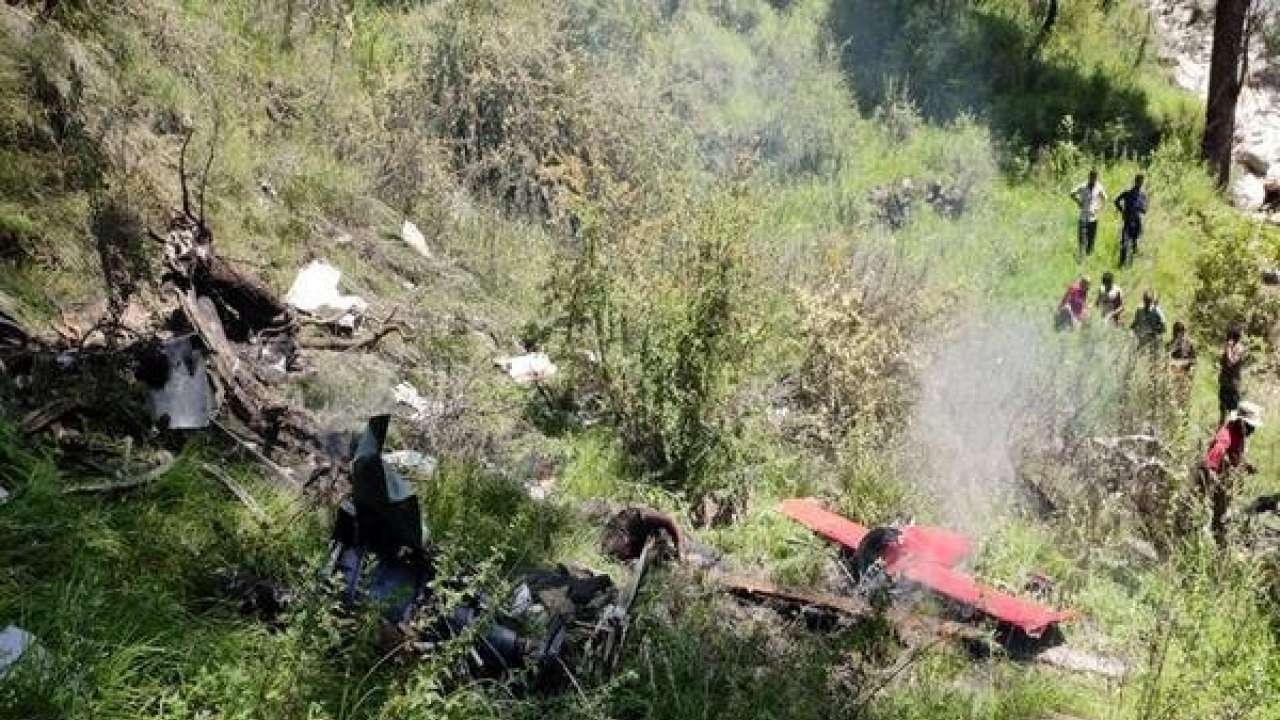 3 dead after helicopter carrying relief material crashes in Uttarkashi