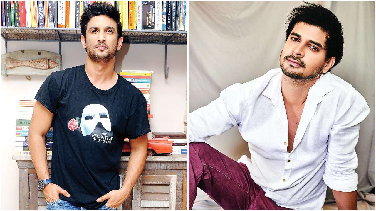 Chhichhore: Sushant Singh Rajput and Tahir Raj Bhasin bond over cricket
