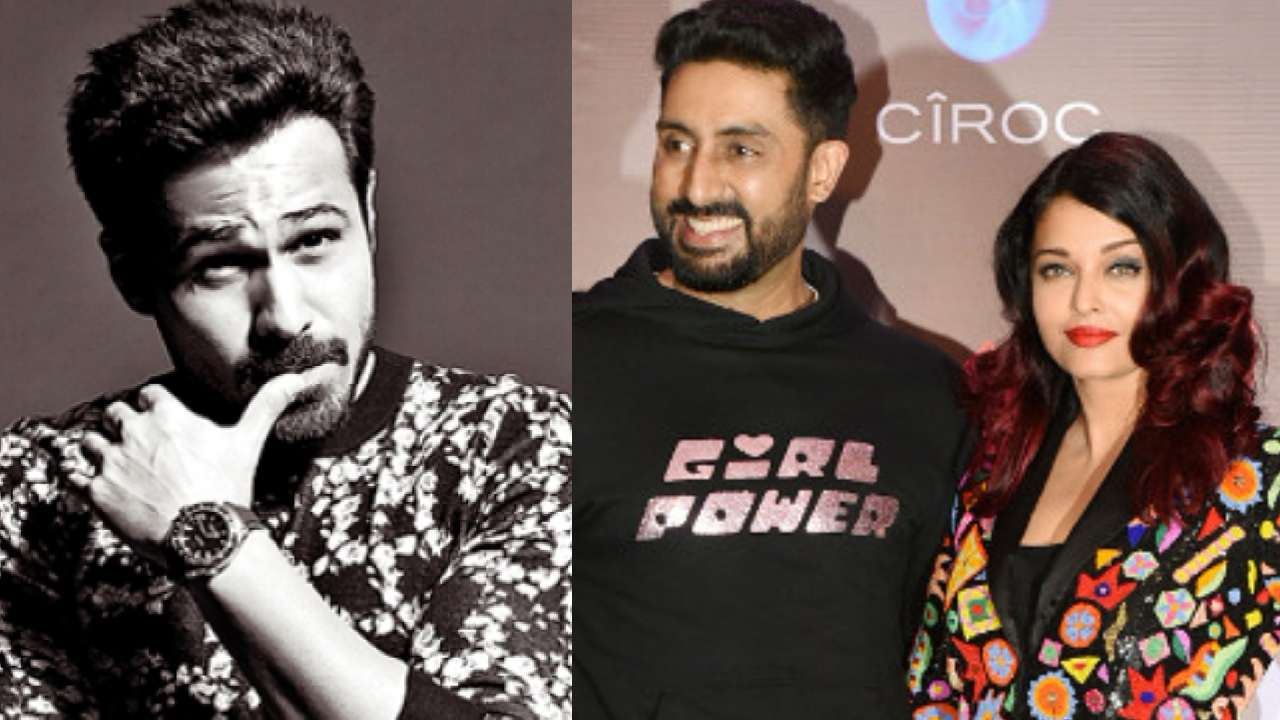 Flashback: When Emraan Hashmi said he wanted to steal Aishwarya Rai Bachchan from Abhishek Bachchan