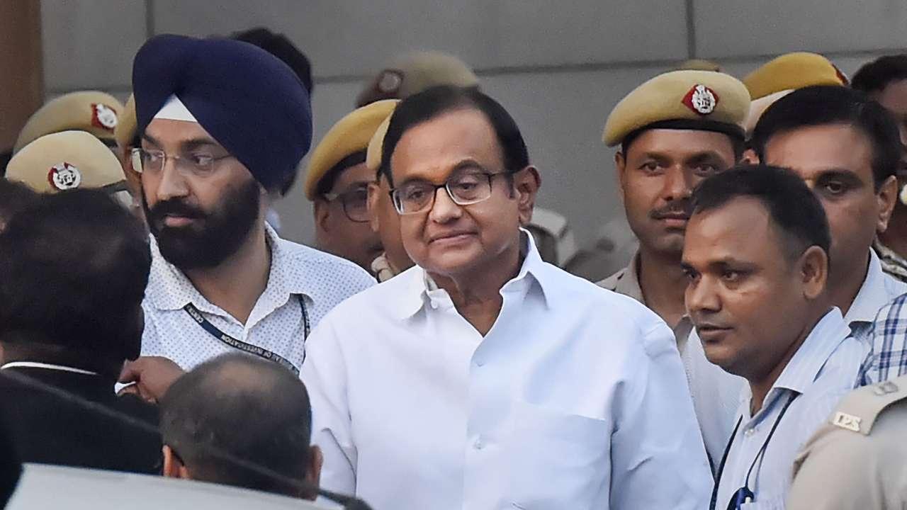INX media case: Chidambaram grilled till midnight in CBI custody
