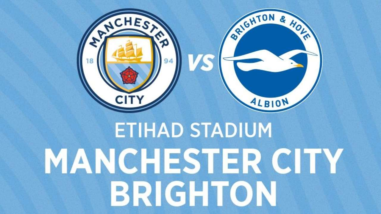 Manchester City vs Brighton Premier League: Live streaming ...