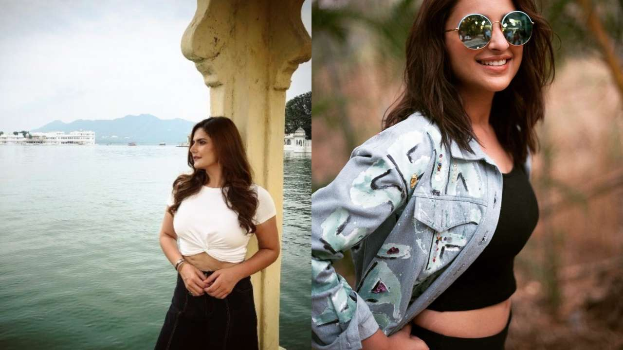 Remember This Prior To Zareen Khan Parineeti Chopra Had Flaunted Her Stretch Marks And Won Over The Internet #zareenkhan, who became the recent target of online trolls and got body shamed for a picture revealing the stretch marks on her stomach, has now talked. prior to zareen khan parineeti chopra