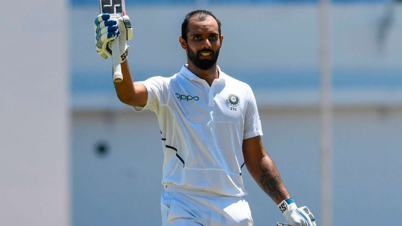 India vs West Indies: Hanuma Vihari's ton and a fifty helps him join Sachin Tendulkar in elite list