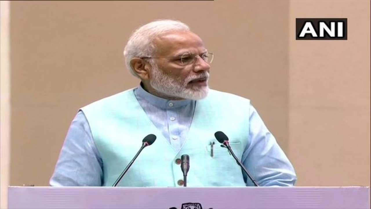 PM Modi inaugurates 'Garvi Gujarat Bhavan' situated near