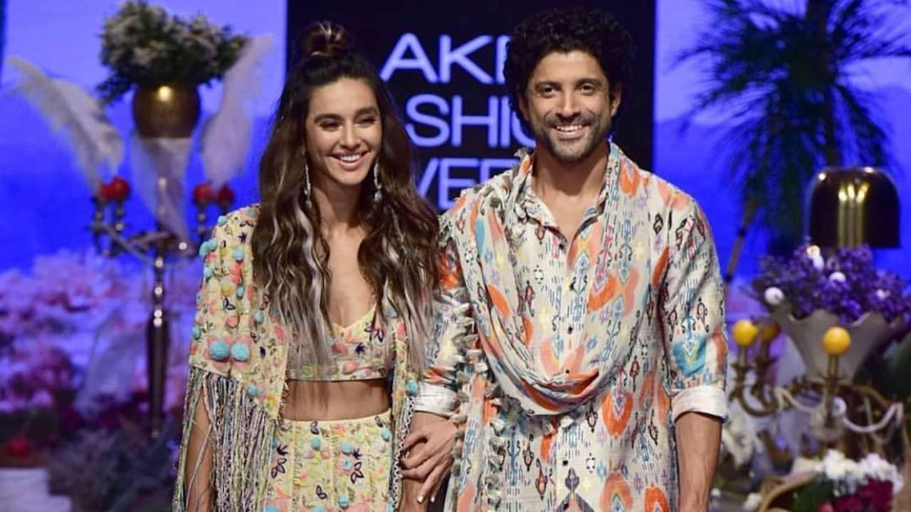 'You're the one that I want'! Farhan Akhtar shares a romantic song to ladylove Shibani Dandekar with a special video
