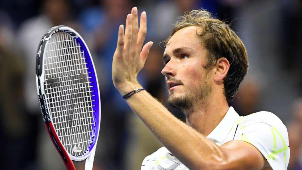 Us Open 2019 Daniil Medvedev Set To Face Nadal In Final