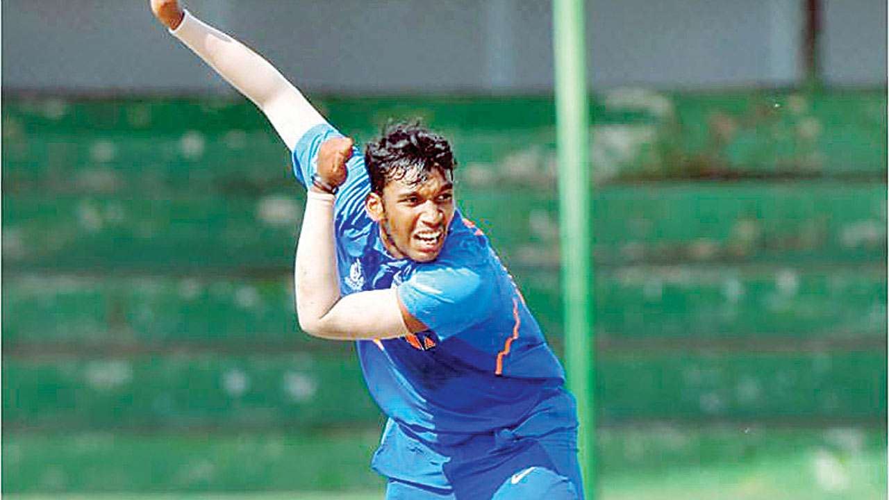 BEST' son helps India beat Pakistan in Under-19 Asia Cup