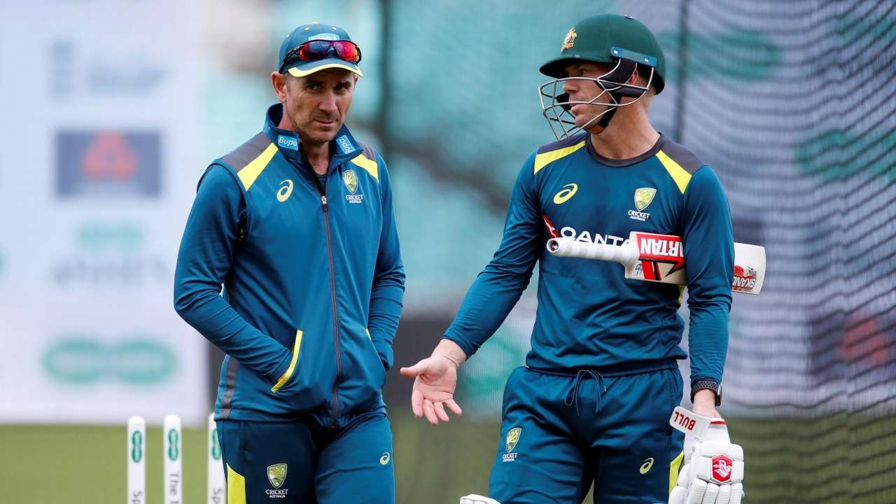 If Davey has one good innings it will help us win the Ashes': Justin Langer  backs Warner for the final Test