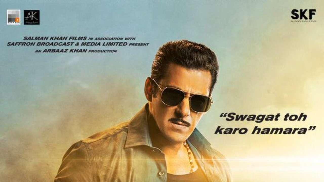 'Dabangg 3' first poster: Salman Khan promises edge-of-the-seat action