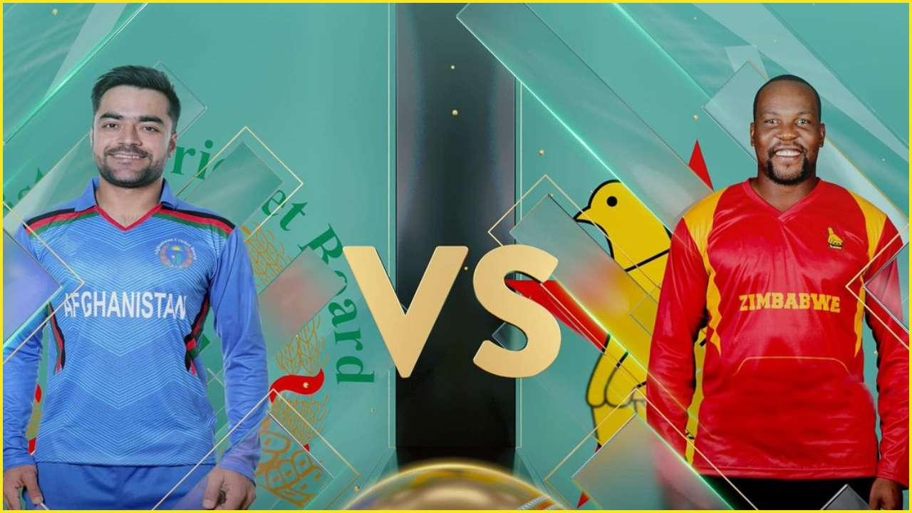 Afghanistan vs Zimbabwe T20I Tri-Series Dream11 Prediction: Best picks for AFG vs ZIM today