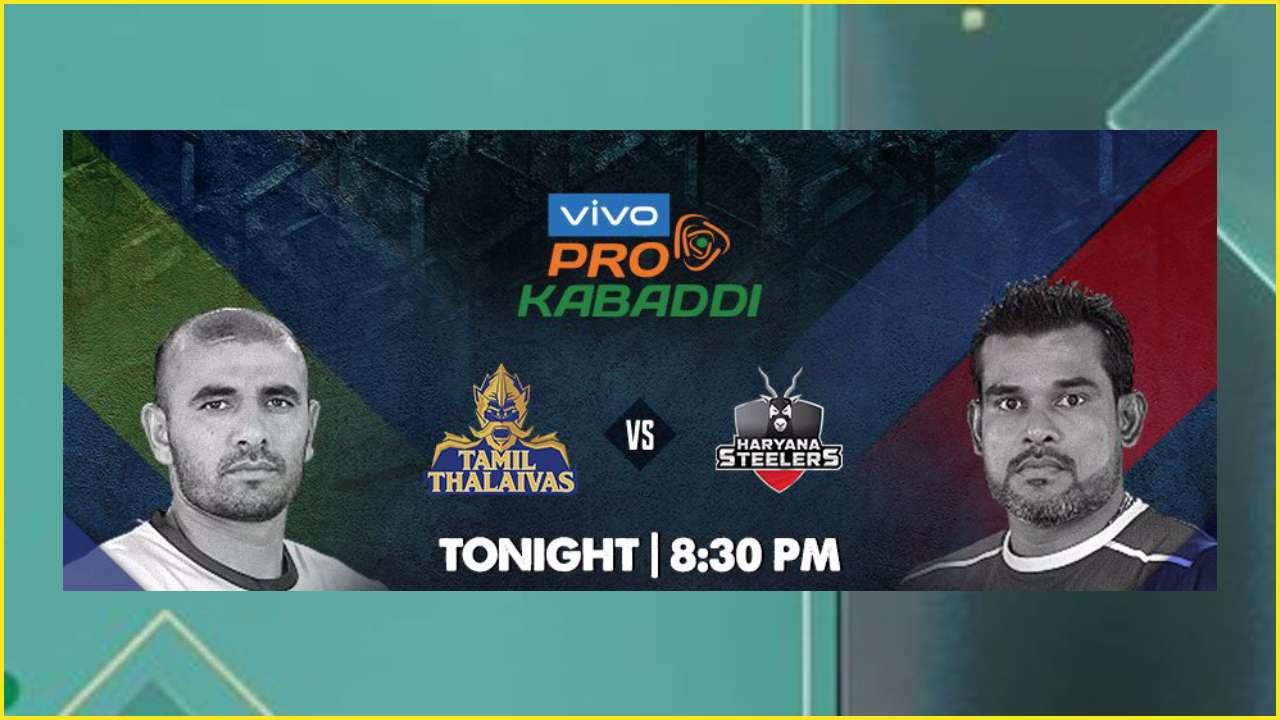 Tamil Thalaivas vs Haryana Steelers Dream11 Prediction in Pro Kabaddi: Best picks for TAM vs HAR today in PKL 2019