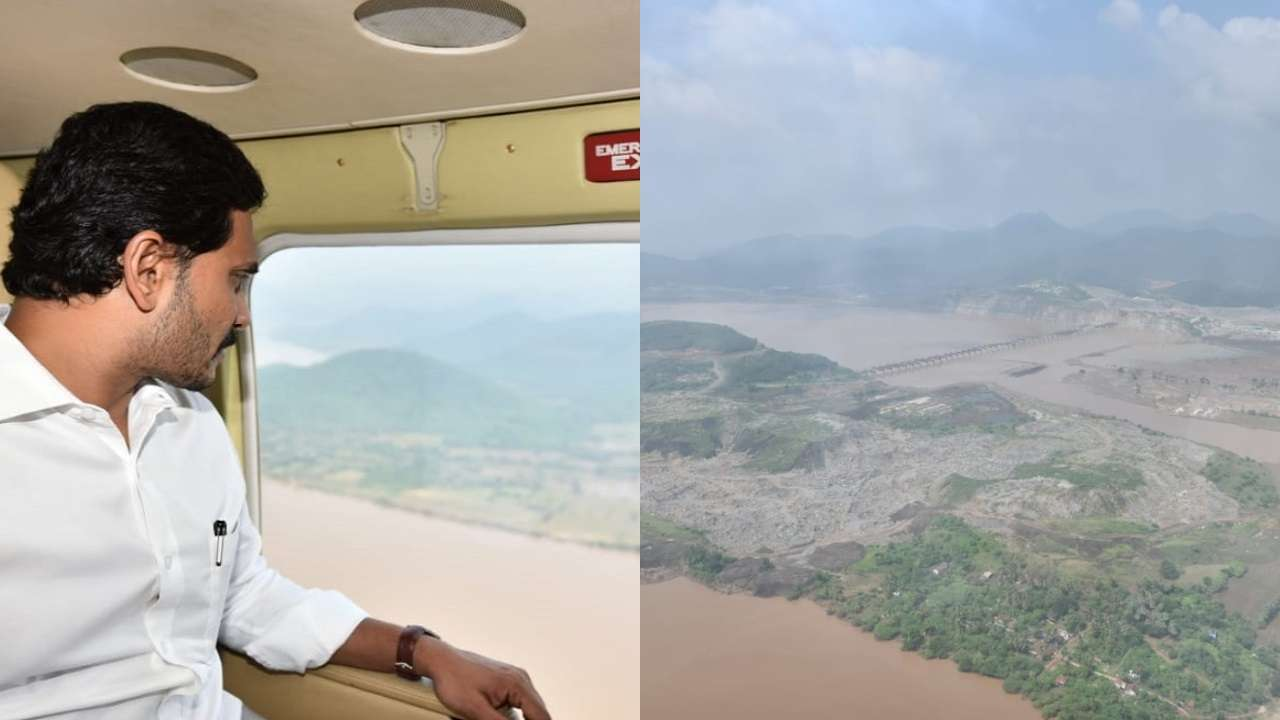 Andhra boat capsize: 9 dead, 27 rescued; Jagan does aerial survey, search on for missing
