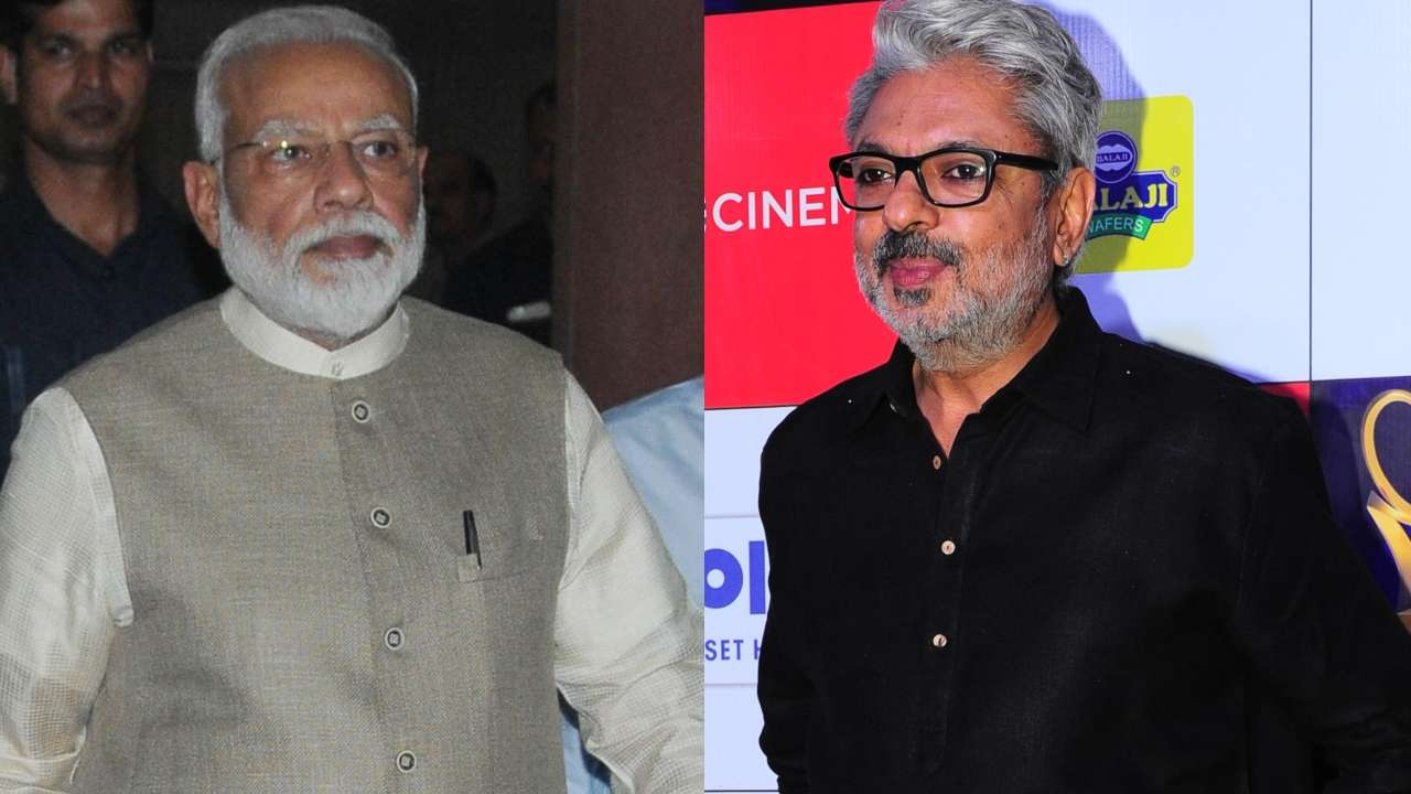 Sanjay Leela Bhansali comes on board for movie on PM Narendra Modi
