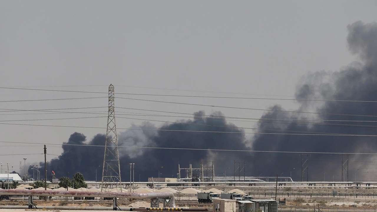 Saudi Arabia promises concrete proof linking Iran behind oil attack