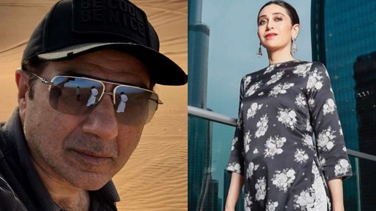 Railway court frames charges against Sunny Deol and Karisma Kapoor in 1997 chain-pulling case