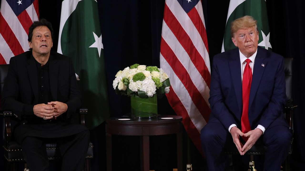 'Where do you find reporters like these?': Donald Trump mocks Imran Khan after Pak journalist's rant on Kashmir