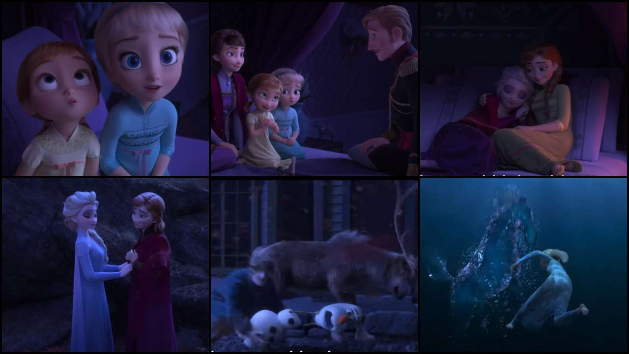Elsa 2 trailer