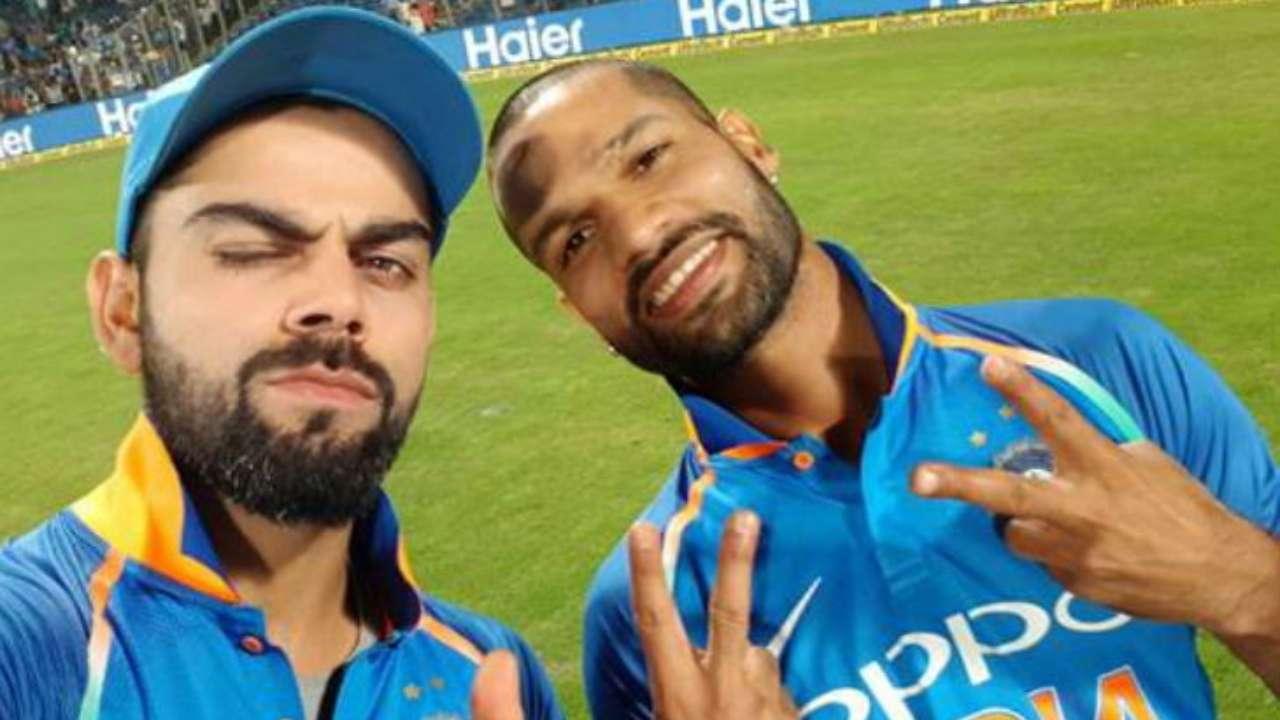 ICC T20I rankings: Virat Kohli reaches 11th position, Shikhar Dhawan moves up to 13th
