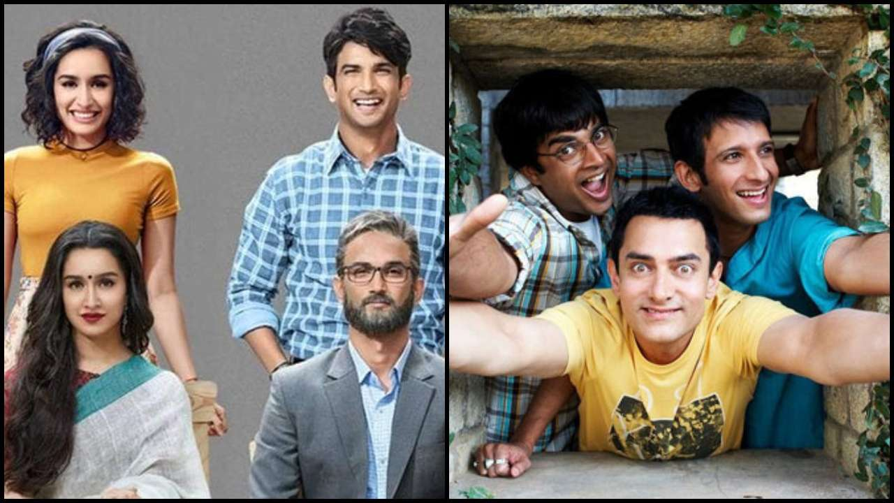 Sushant-Shraddha starrer 'Chhichhore' all set to be 2nd highest grossing college drama after Aamir Khan's '3 Idiots'