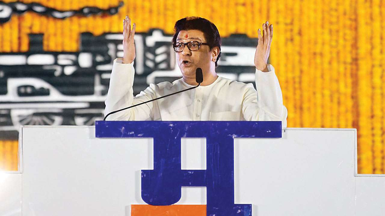 As tempo for Maharashtra assembly polls builds up, MNS throws down gauntlet