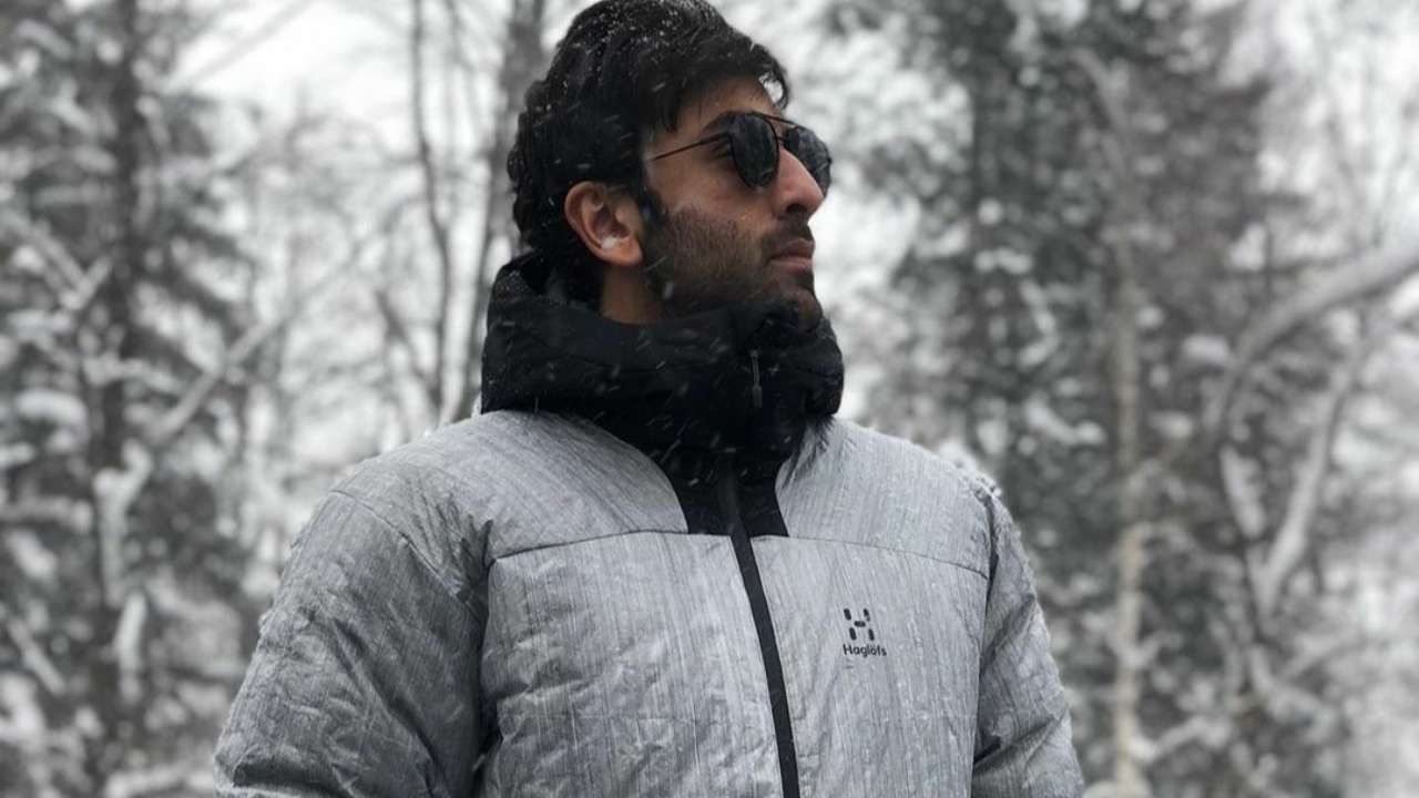 Road safety first! Ranbir Kapoor reminded about wearing helmet as he takes ride on electric scooter