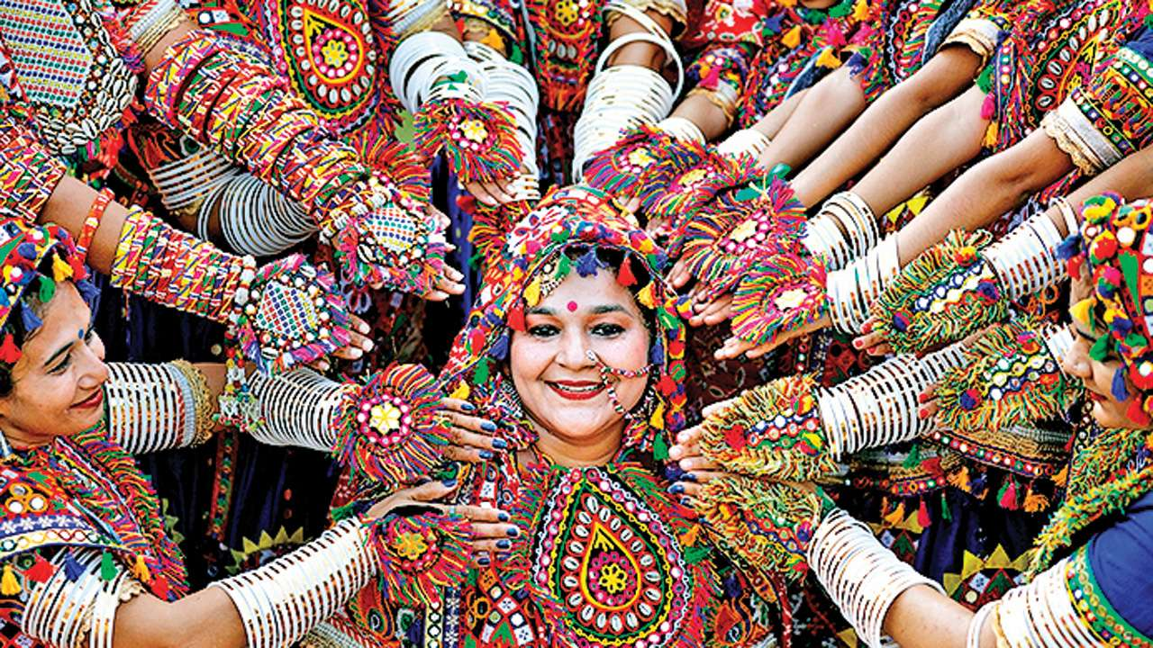 Garba: Mating dance in the age of Instagram