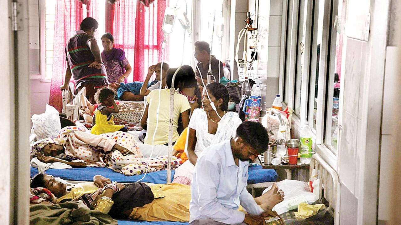 Ahmedabad: 14 medical students from BJ College fall prey to dengue