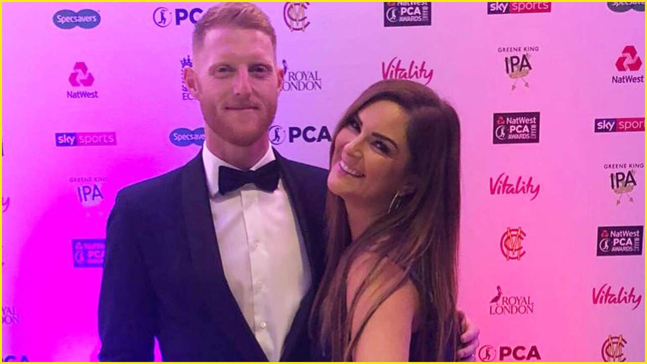Ben Stokes' wife responds to reports of cricketer choking her
