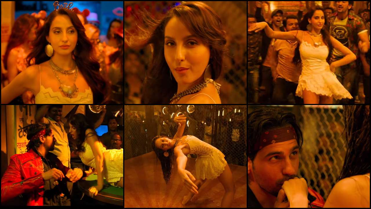 'Marjaavaan' song 'Ek Toh Kum Zindagani': Nora Fatehi once again mesmerises with her moves in the new dance number