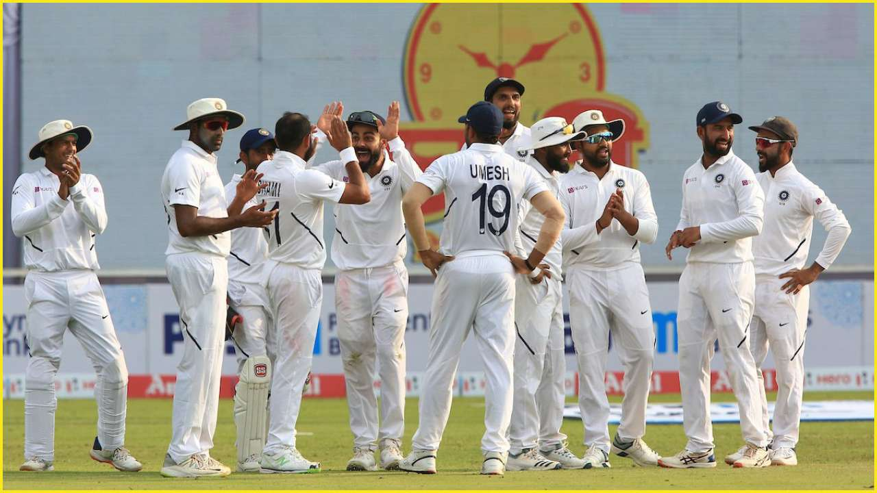 IND vs SA: Kohli's unbeaten 254 helps India end day two with 565-run lead