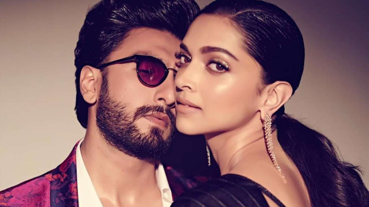 'That look when Rassam is on its way to table': Ranveer Singh makes memes out of Deepika Padukone's stunning photos