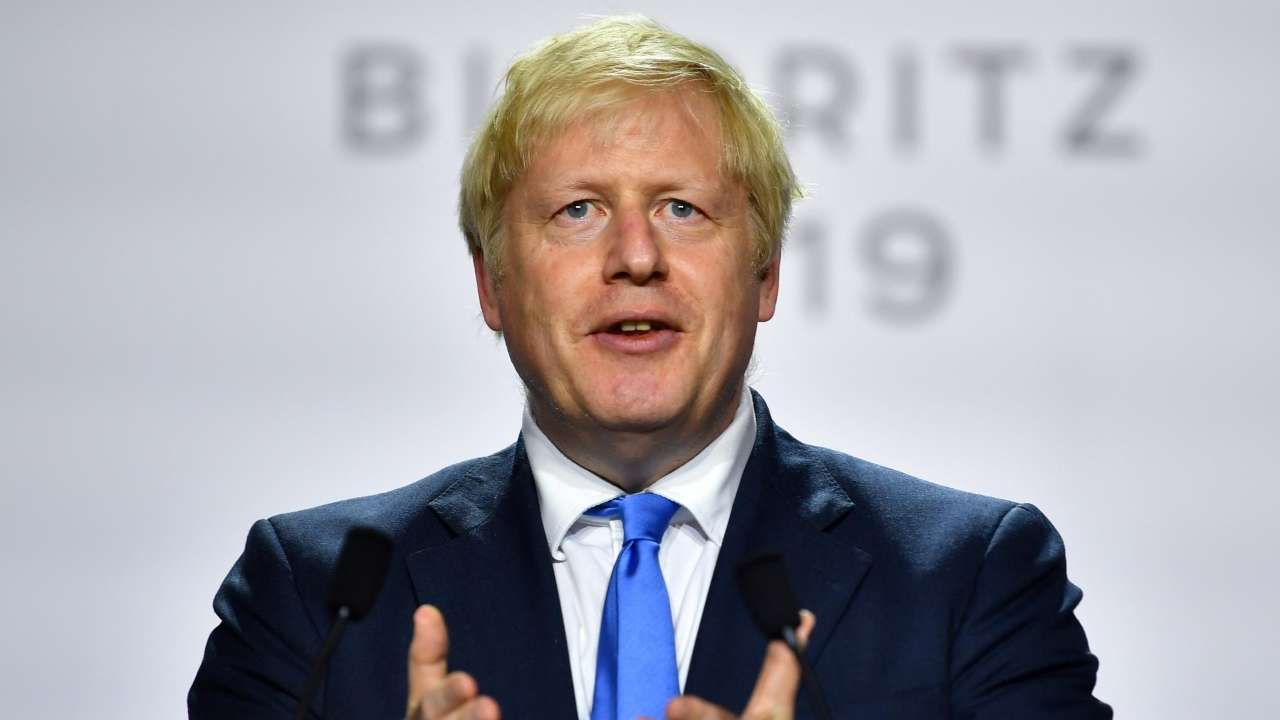 We've got a great new deal on Brexit: UK PM Boris Johnson