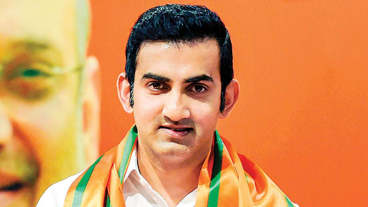 BJP MP Gautam Gambhir helps Pak child get visa for heart surgery in India